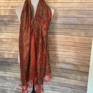 100% Pashmina Scarf from Thailand